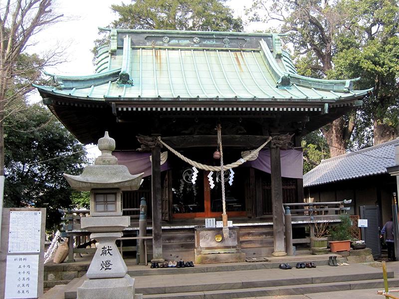 篠原の八幡大神神社
