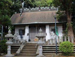 現在の拝殿