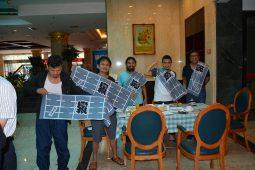 インドネシアの仲間たち