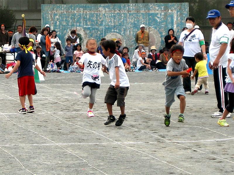 城郷地区 健民祭