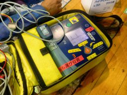 救急救命士専用AED
