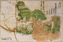 西暦1,838年の岸野根村