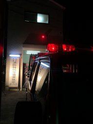 年末年始消防特別警備