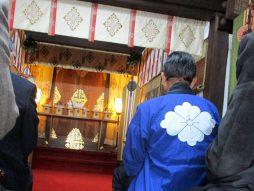 平成30年度・頒布式会場の日吉神社